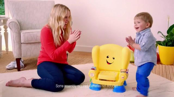 Fisher Price Smart Stages Chair TV Spot, 'Learning Levels' - 1734 commercial airings