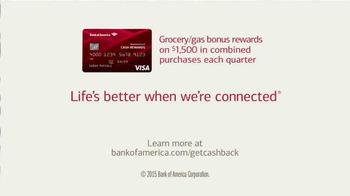Bank of America Bank Americard TV Spot, 'Stir Up the Holidays' - Thumbnail 7