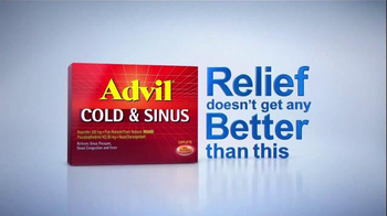 Advil Cold & Sinus TV Spot, 'Fact: Only the Pharmacy' - Thumbnail 7