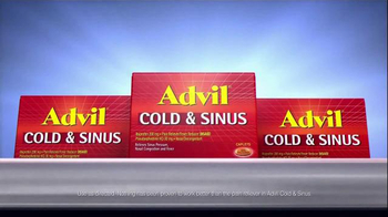 Advil Cold & Sinus TV Spot, 'Fact: Only the Pharmacy' - Thumbnail 5