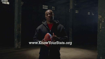 Know Your Stats TV Spot, 'Numbers' - Thumbnail 9