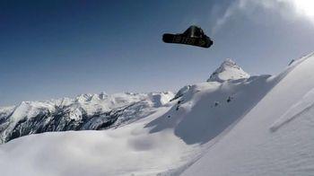 GoPro HERO4 TV Spot, 'Snowboarding' Featuring Travis Rice