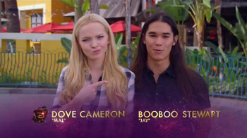Descendants App TV Spot, 'Special Quests'