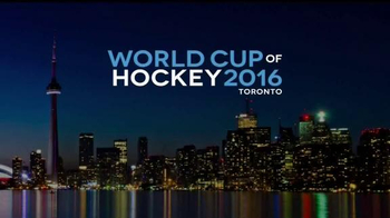 The National Hockey League TV Spot, '2016 World Cup of Hockey' - 339 commercial airings