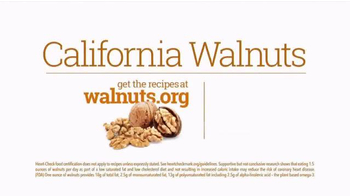 California Walnuts TV Spot, 'Simple Salmon' - Thumbnail 7