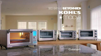 Cuisinart Chef's Convection Oven TV Spot, 'Family Gathering' - Thumbnail 9