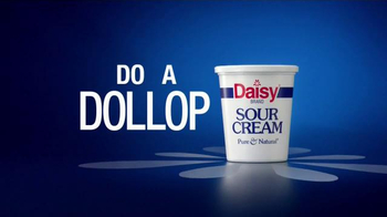 Daisy Squeeze Sour Cream TV Spot, 'Why Do You Dollop?' - Thumbnail 7