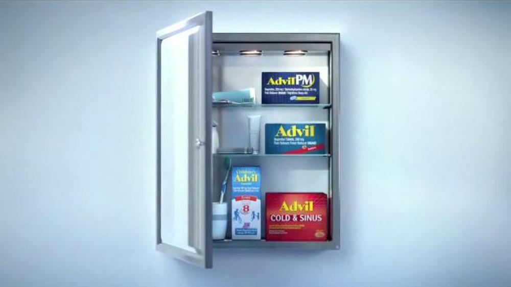 Advil TV Commercial, 'Hecho: recibir??s alivio'
