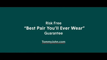 Tommy John TV Spot, 'The Big Adjustment' Song by Sparks - Thumbnail 9
