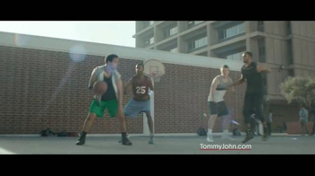 Tommy John TV Spot, 'The Big Adjustment' Song by Sparks - Thumbnail 2