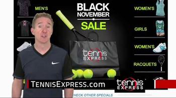 Tennis Express Black November Sale TV Spot, 'Holiday Gifts' - Thumbnail 3