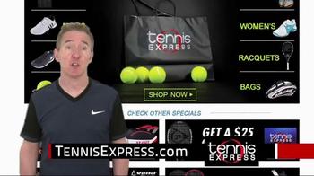 Tennis Express Black November Sale TV Spot, 'Holiday Gifts' - Thumbnail 5