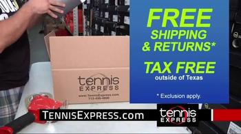 Tennis Express Black November Sale TV Spot, 'Holiday Gifts' - Thumbnail 8
