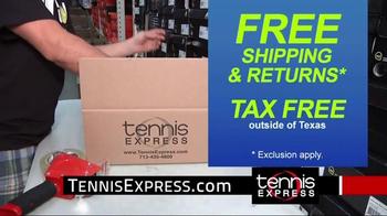 Tennis Express Black November Sale TV Spot, 'Holiday Gifts' - Thumbnail 9
