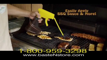 Baste & Store TV Spot, 'Grilling Out' - Thumbnail 2