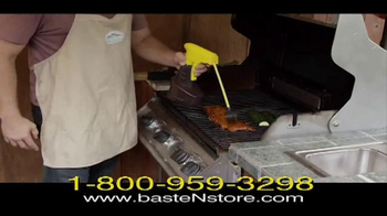 Baste & Store TV Spot, 'Grilling Out' - Thumbnail 4