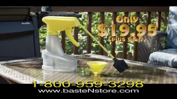 Baste & Store TV Spot, 'Grilling Out' - Thumbnail 6