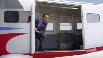 Intel TV Spot, 'Jim Parsons Takes to the Sky'