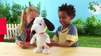 Happy Dance Snoopy TV Spot, 'Go Snoopy!'