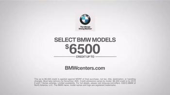 BMW Novemberfest TV Spot, 'All-Electric Driving' - Thumbnail 8