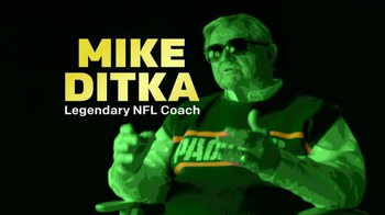 McDonald's Game Time Gold TV Spot, 'Ditka's Audible' Featuring Mike Ditka - Thumbnail 2