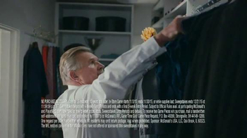 McDonald's Game Time Gold TV Spot, 'Ditka's Audible' Featuring Mike Ditka - Thumbnail 4
