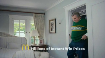 McDonald's Game Time Gold TV Spot, 'Ditka's Audible' Featuring Mike Ditka - Thumbnail 5