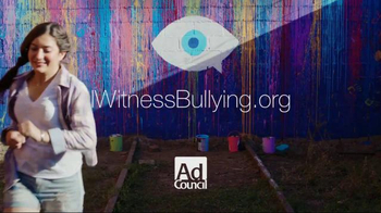 I Am a Witness TV Spot, 'Bullying Prevention' Ft. Grace Helbig - Thumbnail 10