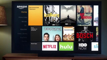 Amazon Fire TV TV Spot, 'Show Hole' - Thumbnail 8