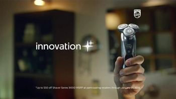 Philips Norelco TV Spot, 'Getting Ready' - Thumbnail 8