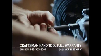 Sears Craftsman TV Spot, 'Tools to Get the Job Done Quick' - Thumbnail 8