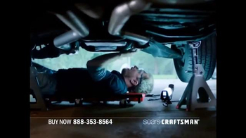 Sears Craftsman TV Spot, \'Tools to Get the Job Done Quick\'