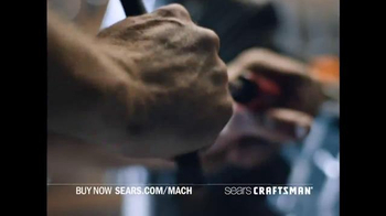 Sears Craftsman TV Spot, 'Tools to Get the Job Done Quick' - Thumbnail 5