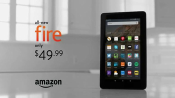 Amazon Fire HD TV Spot, 'Why Buy Just One?' Song by Georgia Gibbs - Thumbnail 10