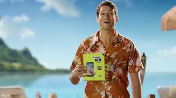 Straight Talk Wireless TV Spot, 'Samsung Galaxy S5: Hawaii Snorkle' - Thumbnail 4