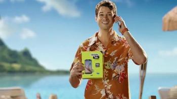 Straight Talk Wireless TV Spot, 'Samsung Galaxy S5: Hawaii Snorkle' - Thumbnail 5