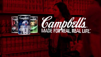Campbell's Star Wars Soup TV Spot, 'Real Real Life: R2-D2' [Spanish] - Thumbnail 10