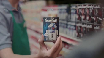 Campbell's Star Wars Soup TV Spot, 'Real Real Life: R2-D2' [Spanish] - Thumbnail 8
