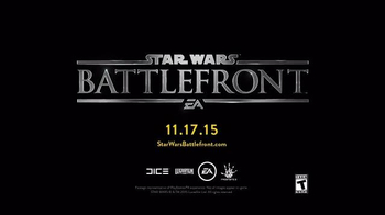 Star Wars: Battlefront TV Spot, 'Become More Powerful' Feat. Anna Kendrick - Thumbnail 6