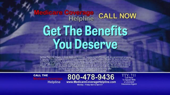 Medicare Coverage Helpline TV Spot, 'Save Money' - Thumbnail 8