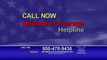 Medicare Coverage Helpline TV Spot, 'Save Money' - Thumbnail 3