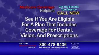 Medicare Coverage Helpline TV Spot, 'Save Money' - Thumbnail 4