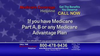Medicare Coverage Helpline TV Spot, 'Save Money' - Thumbnail 5