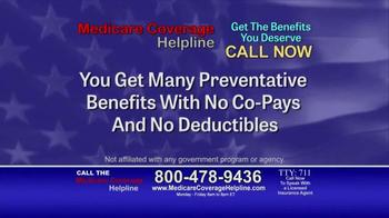 Medicare Coverage Helpline TV Spot, 'Save Money' - Thumbnail 6