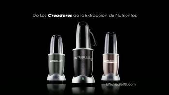 NutriBullet Rx TV Spot, 'Nutrición extraordinaria' [Spanish] - Thumbnail 8
