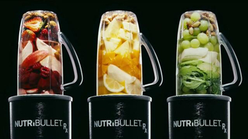 NutriBullet Rx TV Spot, 'Nutrición extraordinaria' [Spanish] - 83 commercial airings