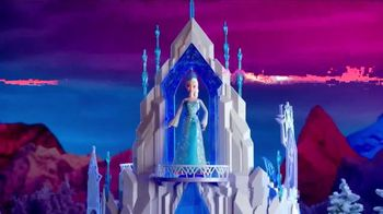 Disney Frozen Elsa's Ice Palace TV Spot, 'Disney Junior: Big Dreams'