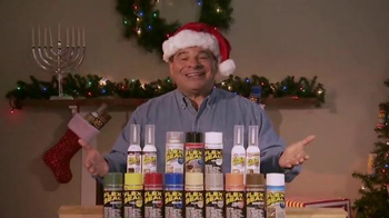 Flex Seal & Flex Shot TV Spot, 'Holiday Season 2015' - 1770 commercial airings