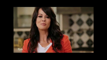 Feeln TV Spot, 'Breaking Bread With Brooke Burke' - 28 commercial airings