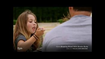 Feeln TV Spot, 'Breaking Bread With Brooke Burke' - Thumbnail 2